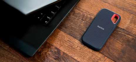 SSD externo SanDisk Extreme chega ao Brasil como opção super rápida
