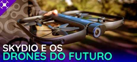 Conheça a Skydio e saiba o que esperar dos drones do futuro