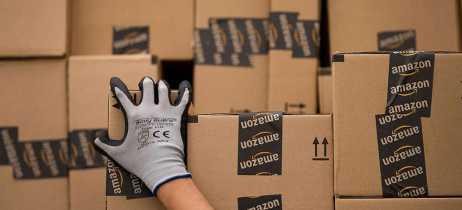 Amazon usa pacotes falsos para descobrir motoristas que poderiam roubar