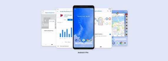 Android 9 Pie: mergulhamos na interface e funções e mostramos pra vocês o que mudou!