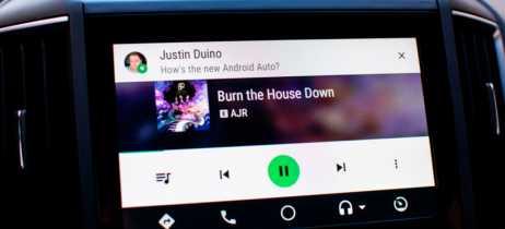 Atualização do Android Auto traz recursos de pré-visualização de mensagens no WhatsApp