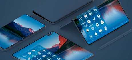Vaza informações sobre novo smartphone dobrável da Microsoft