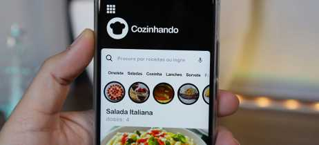 App da Semana: O Receitas de Comida vai ajudar na sua ceia de Natal e no resto do ano também