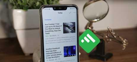 App da Semana: Use o Feedly para acompanhar as novidades de seus sites preferidos!