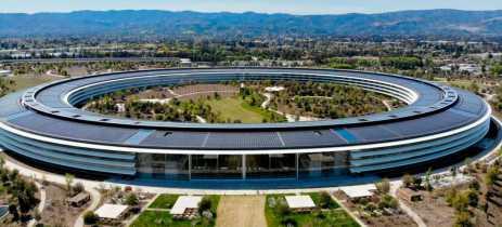 Apple Park é avaliado em U$4,17 bilhões e é um dos prédios mais valiosos do mundo