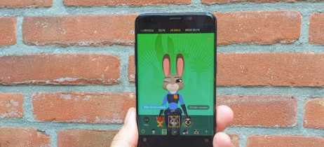 Samsung e Disney lançam AR Emojis de Zootopia