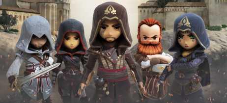 Assassins Creed Rebellion já pode ser baixado de graça no Android e iOS