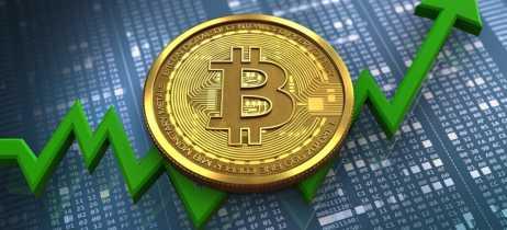Bitcoin sobe mais de 15% e alcança nível mais alto desde novembro do ano passado