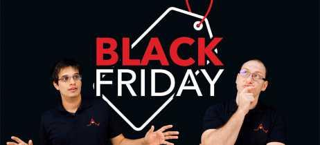 Acompanhamos ao vivo as principais promoções da Black Friday