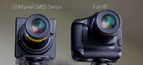 Canon lança vídeo demonstrando seu poderoso sensor de 120 MP