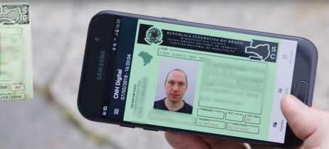 Agora é possível gerar CNH digital sem ir ao Detran ou ter certificado digital