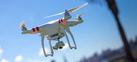 DJI exige a remoção do vídeo da Universidade de Dayton que mostra drone batendo em avião