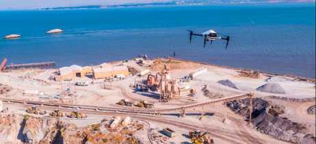 DJI recebe o maior pedido de drones da história e fará 1.000 dispositivos para empresa de construção