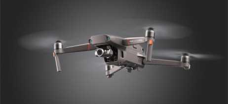 Teaser da DJI mostra que Mavic 2 Enterprise pode ganhar uma câmera termográfica