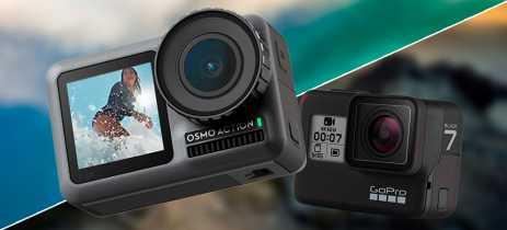 Conheça a DJI OSMO Action, concorrente de peso para a GoPro