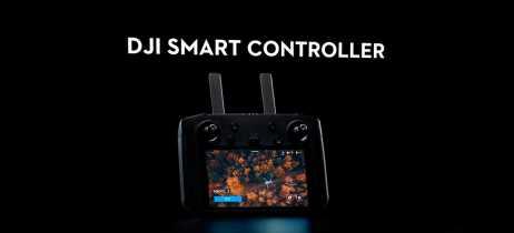 Conheça o DJI Smart Controller, novo controle para drones da DJI