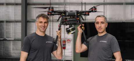 Startup australiana recebe investimento de US$ 2,5 milhões para mapear minas usando drones