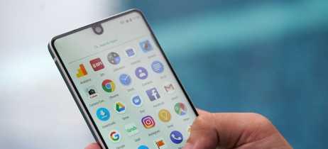 Essential Phone recebe Android 9.0 Pie no mesmo dia que smartphones Pixel