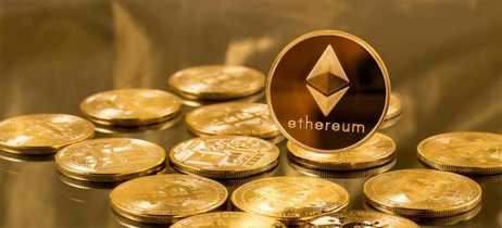 Moeda Ether cai de US$ 1.389, recorde em janeiro, para US$ 548