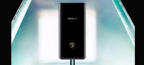 Edição especial do Oppo Find X traz tecnologia Super VOOC, que recarrega 100% da bateria em 35 minutos