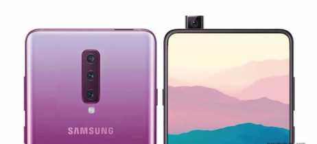 Site americano da Samsung supostamente revela que Galaxy A90 está chegando
