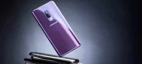 Pesquisa indica que smartphones da Samsung desvalorizam mais rápido que iPhones