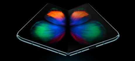 Samsung apresenta o Galaxy Fold, seu smartphone dobrável, com custo de US$ 1980