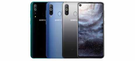 Samsung Galaxy A8s começa a ser vendido na China pelo equivalente a R$ 1.690
