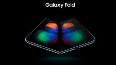 Vazam imagens renderizadas do Galaxy Fold, o smartphone dobrável da Samsung