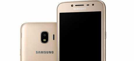Samsung anuncia o Galaxy J2 Core com o Android Go