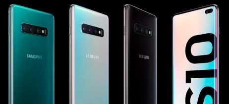 Galaxy S10+ está em primeiro lugar no ranking do Dxomark e é o melhor smartphone para fotos