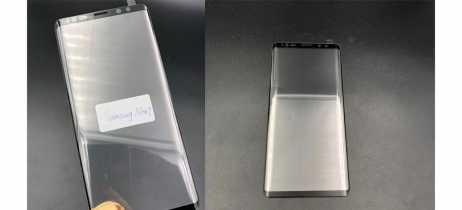 Galaxy Note 9 pode contar com scanner de íris maior que antecessor