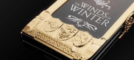 Galaxy Fold ganha edição - de ouro! - inspirada em Game of Thrones
