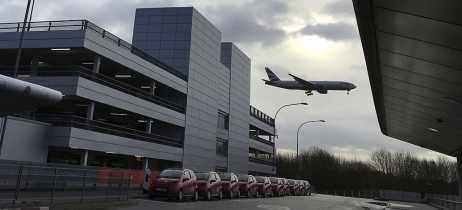 Aeroporto de Gatwick vai gastar R$ 35 milhões para segurança contra drones