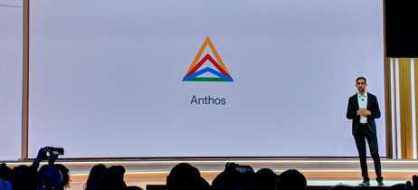 Google lança plataforma Anthos para armazenamento em nuvem com diversos fornecedores