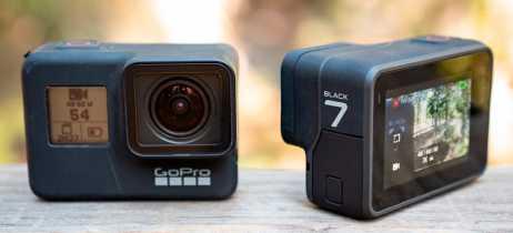 A GoPro Hero 7 Black está recebendo atualização v1.61 que aumenta a vida útil da bateria