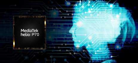 MediaTek deve lançar o processador Helio P70 com IA ainda este mês [Rumor]