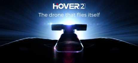 Hover 2, nova versão de um dos drones mais práticos do mundo, chega na semana que vem