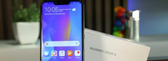 Análise: Huawei nova 3i - um ótimo aparelho com muitos recursos