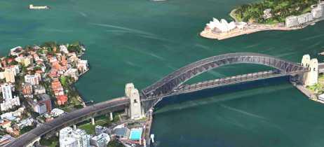 Apple está usando drones para melhorar as imagens de seus mapas