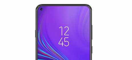 Infinity-O: Displays com um buraco na tela para a câmera podem ser a nova tendência nos smartphones