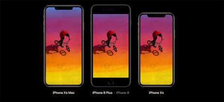 Vendas iniciais do iPhone XS são melhores que as dos iPhone X e 8