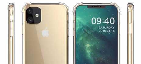 Vazam novas renderizações do iPhone XR 2019 mostrando suas diferentes cores