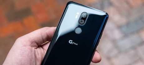 LG G7 ThinQ consegue apenas um ponto a mais do que o V30 no teste de câmera do DxOMark