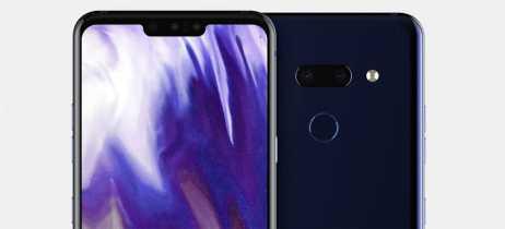 LG G8 ThinQ pode ter segunda câmera de selfie no lugar do minifone para chamadas