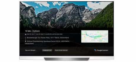 Google Assistente é adicionada a TVs LG ThinQ em 7 novos países