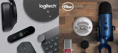 Logitech adquire Blue Microphones, fabricante de microfones profissionais