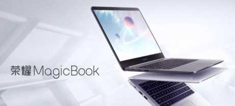 Honor apresenta o MagicBook, mais um laptop chinês inspirado no MacBook da Apple