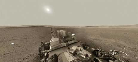 Conheça a superfície de Marte neste passeio em realidade virtual