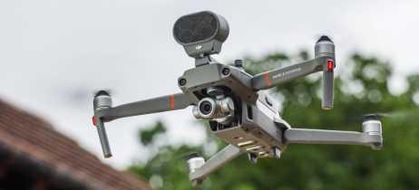 DJI deve lançar câmera termográfica para o Mavic 2 Enterprise na CES 2019 [Rumor]